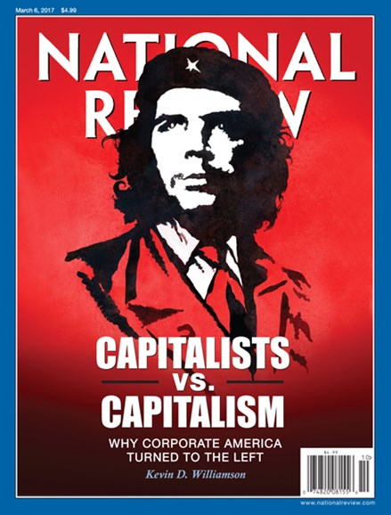 National Review Cover - 3/6/2017