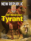 The New Republic Magazine 4/1/2017