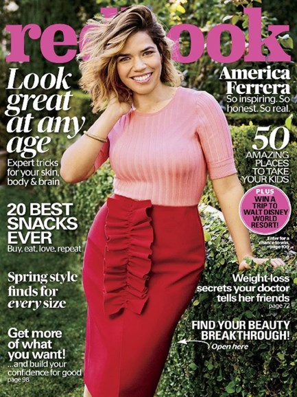 Redbook Cover - 3/1/2017