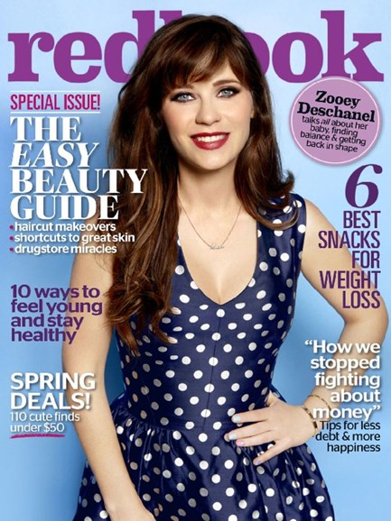 Redbook Cover - 5/1/2016