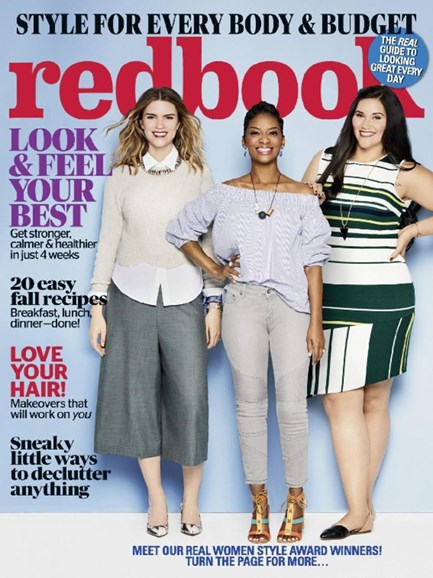 Redbook Cover - 9/1/2016