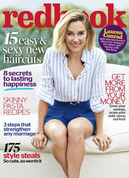 Redbook Cover - 4/1/2015