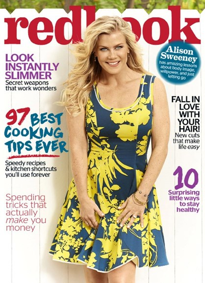 Redbook Cover - 8/1/2015