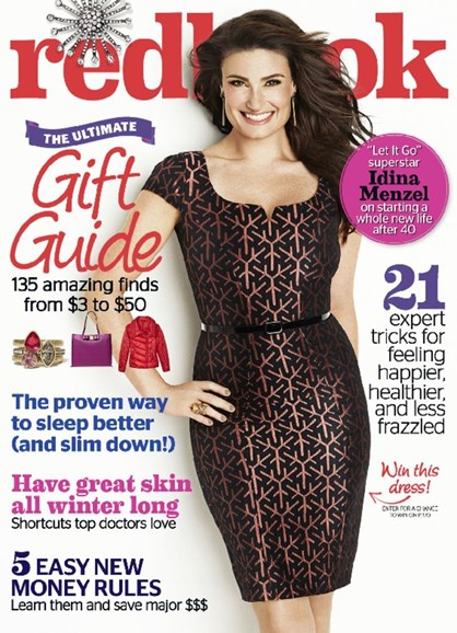 Redbook Cover - 12/1/2014