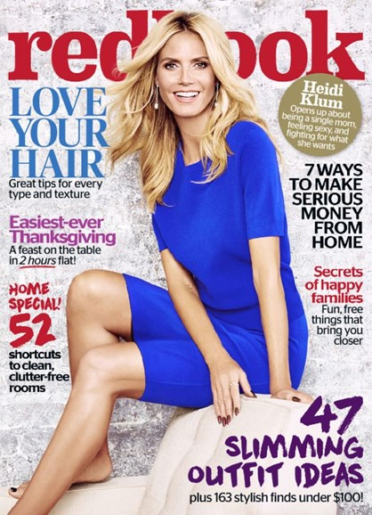 Redbook Cover - 11/1/2015