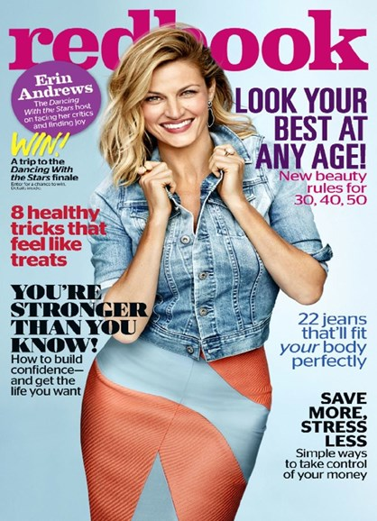 Redbook Cover - 10/1/2015