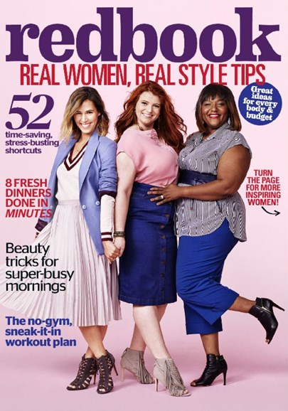 Redbook Cover - 9/1/2015