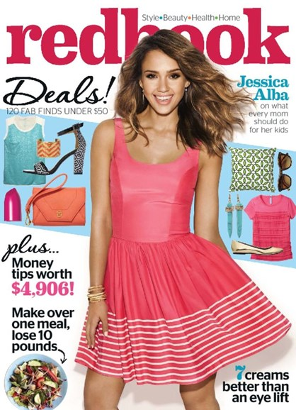 Redbook Cover - 4/1/2014