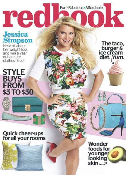 Redbook Cover - 2/1/2014