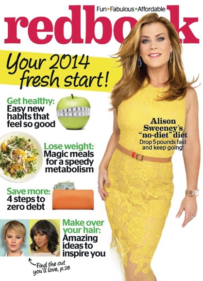 Redbook Cover - 1/1/2014