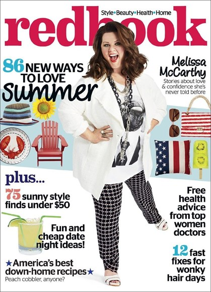 Redbook Cover - 7/1/2014