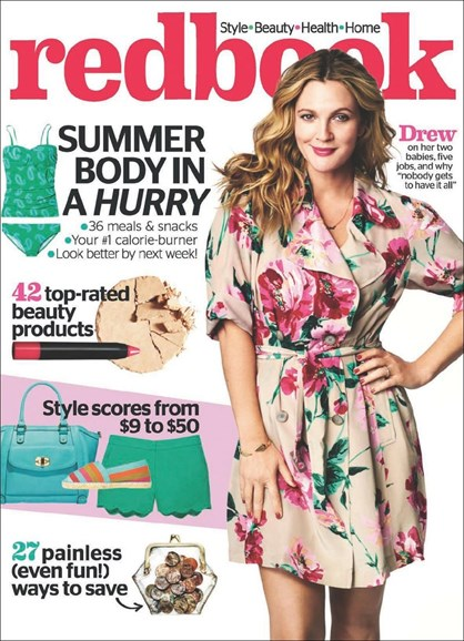 Redbook Cover - 6/1/2014
