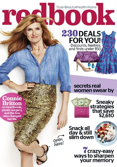 Redbook Cover - 10/1/2014