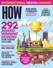 HOW Design Magazine   3/1/2017 Cover