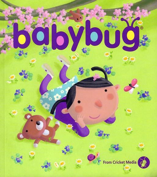 Babybug Cover - 4/1/2017