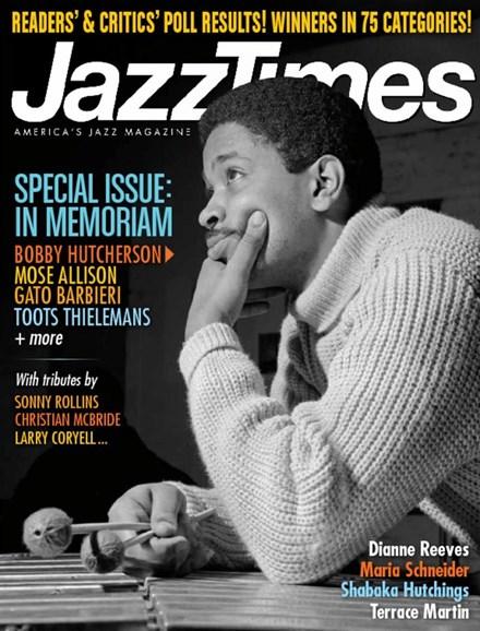 JazzTimes Cover - 3/1/2017