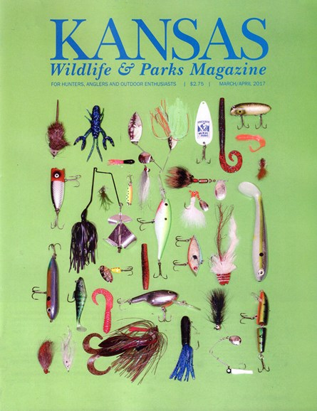 Kansas Wildlife & Parks Cover - 3/1/2017