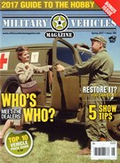 Military Vehicles Magazine 3/1/2017