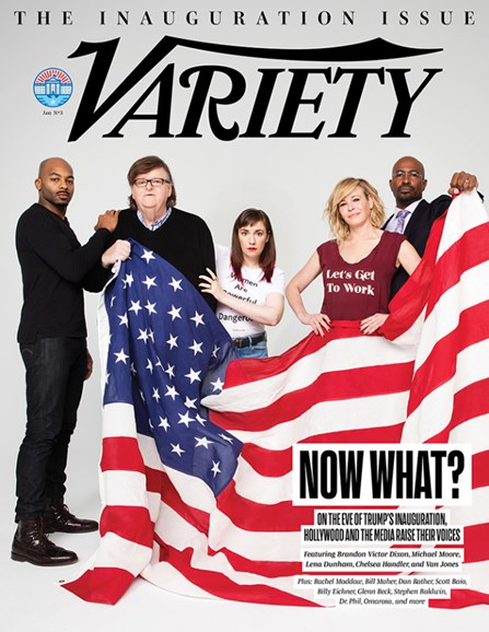 Variety Cover - 1/17/2017
