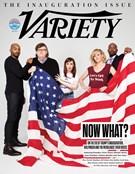 Weekly Variety Magazine 1/17/2017