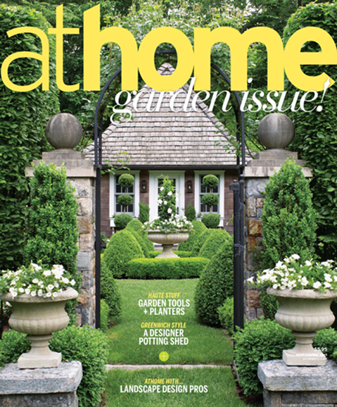 At Home in Fairfield County Cover - 3/1/2017