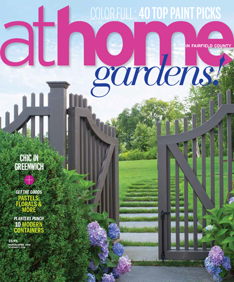 At Home in Fairfield County Cover - 3/1/2016