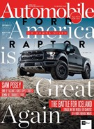 Automobile Magazine 4/1/2017