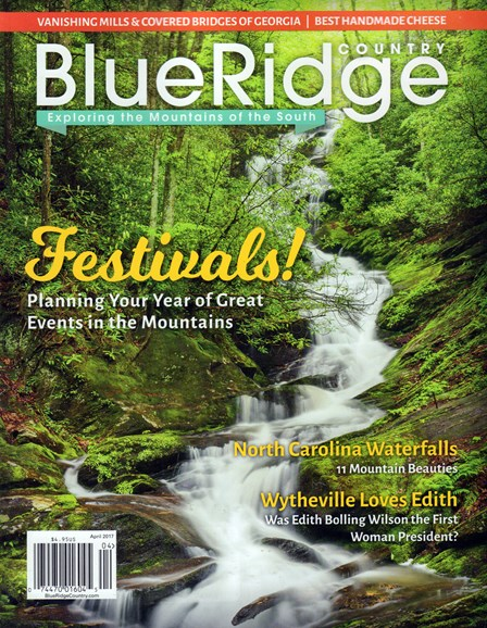 Blue Ridge Country Cover - 4/1/2017