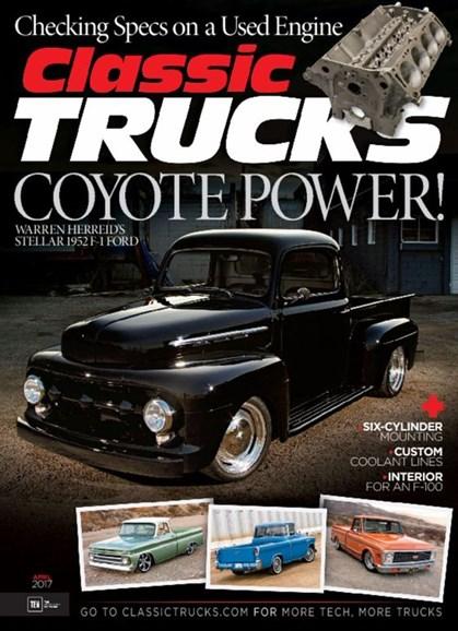Classic Trucks Cover - 4/1/2017
