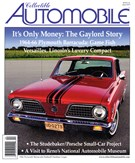 Collectible Automobile Magazine 4/1/2017