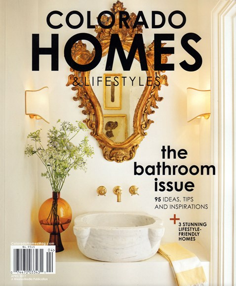 Colorado Homes & Lifestyles Cover - 4/1/2017