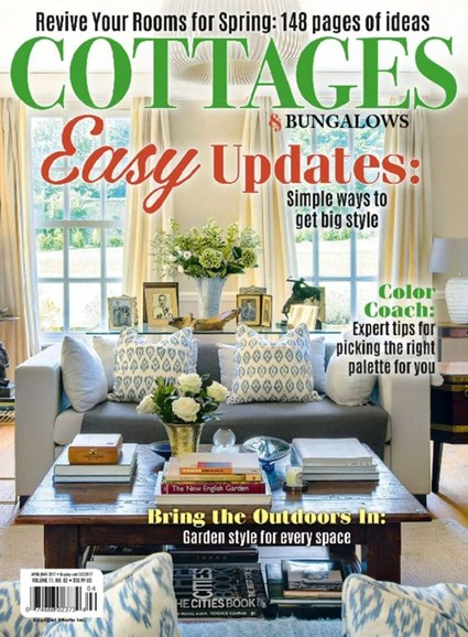 Cottages & Bungalows Cover - 4/1/2017