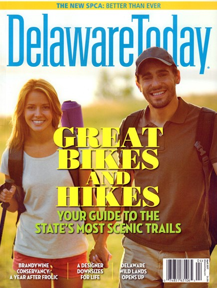 Delaware Today Cover - 4/1/2017