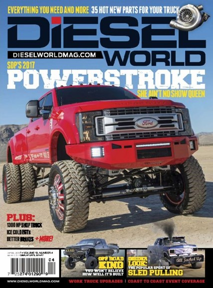 Diesel World Cover - 4/1/2017