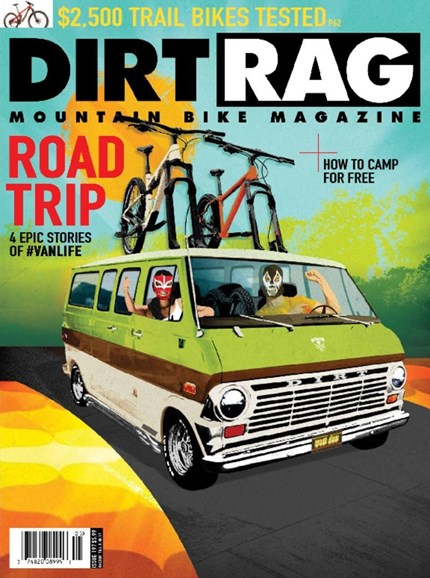 Dirt Rag Cover - 4/1/2017