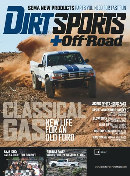 Dirt Sports & Off-Road Cover - 4/1/2017