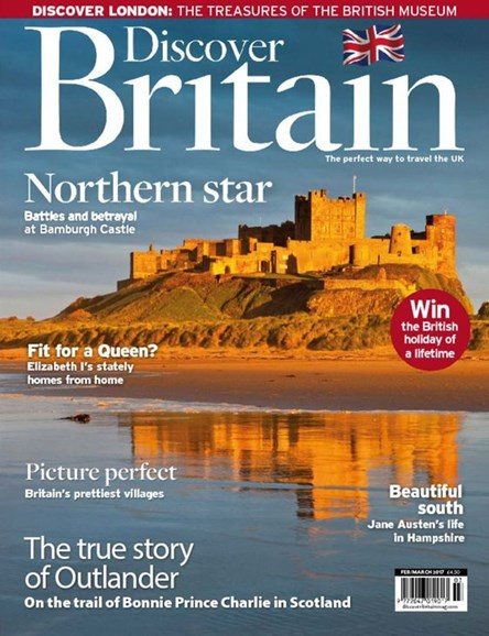 Discover Britain Cover - 4/1/2017
