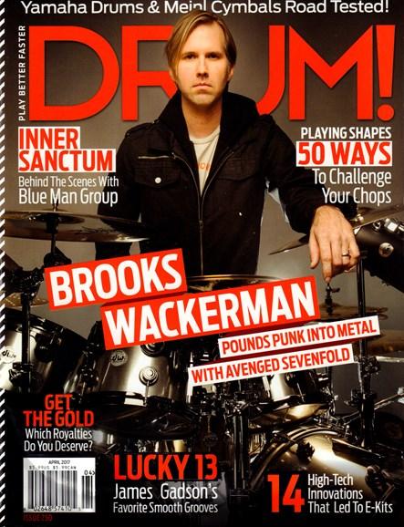 Drum! Cover - 4/1/2017