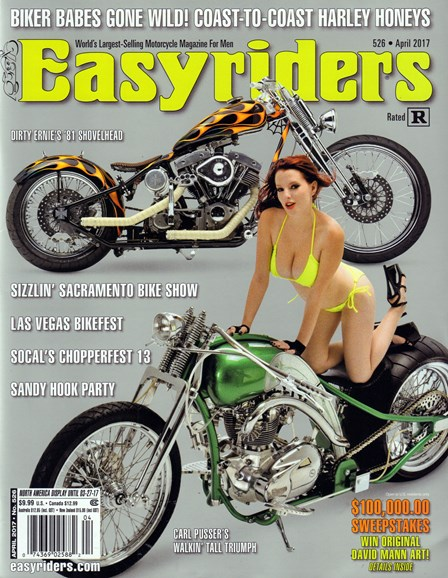 Easyriders Cover - 4/1/2017