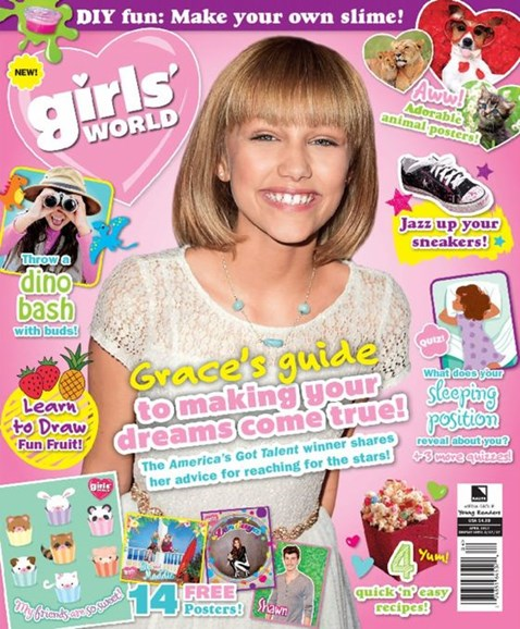 Girls' World Cover - 4/1/2017