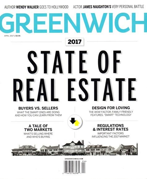 Greenwich Cover - 4/1/2017