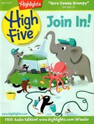 High Five Magazine 4/1/2017
