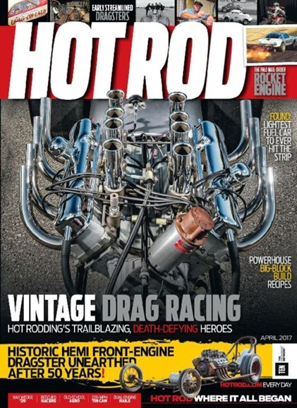 Hot Rod Cover - 4/1/2017