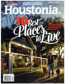 Houstonia Magazine 4/1/2017
