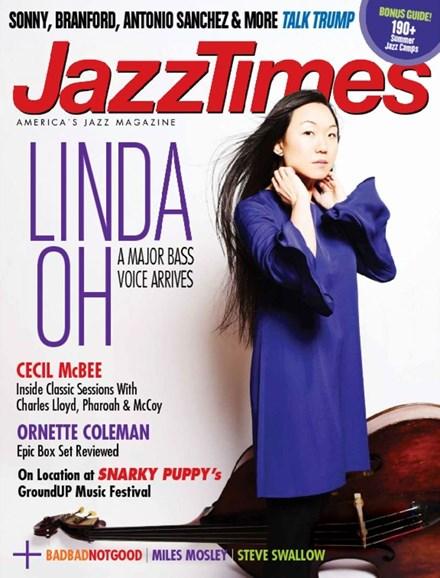 JazzTimes Cover - 4/1/2017