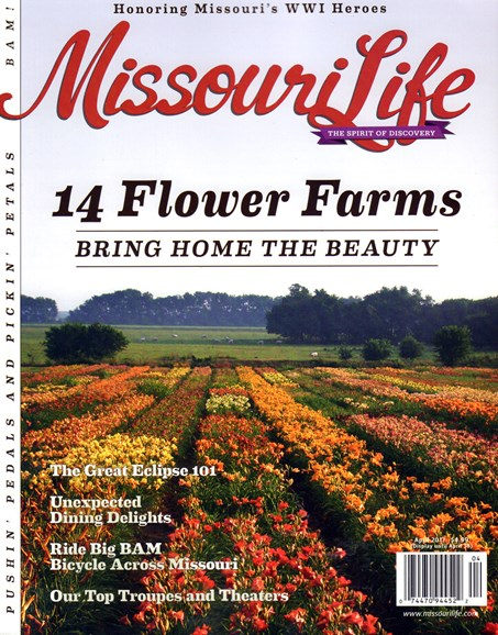 Missouri Life Cover - 4/1/2017