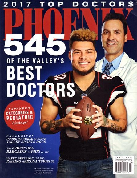 Phoenix Magazine Cover - 4/1/2017