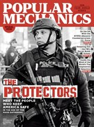 Popular Mechanics Magazine 4/1/2017