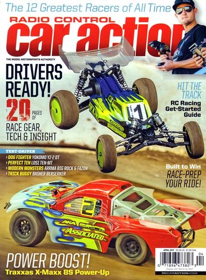 Radio Control Car Action Cover - 4/1/2017