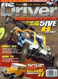 RC Driver Magazine | 4/1/2017 Cover